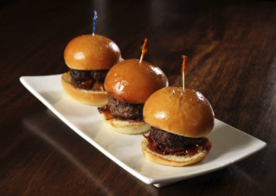 Choripán Sliders