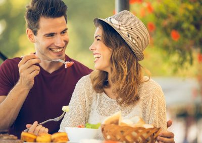 Trademark-Venues-Art-of-Life-Section-3-HappyCoupleEating