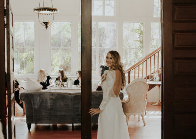 Alyssa + Michael | San Marcos Wedding