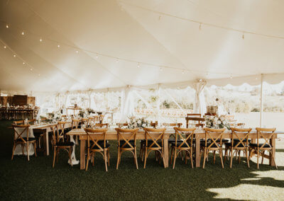 Candy & Tommy's Wedding Day: Ethereal Open Air Resort